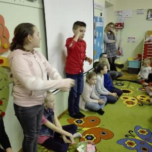 Obrazek newsa Wizyta w Przedszkolu nr 2