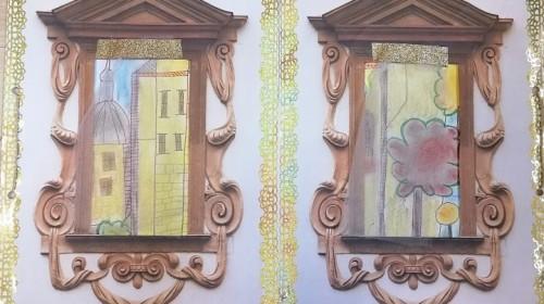 Obrazek galerii Widok z mojego okna- galeria konkursowa