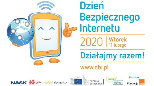 Obrazek galerii DNI BEZPIECZEŃSTWA W SIECI-2020 W OPP