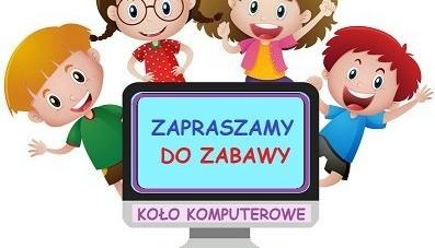 Obrazek newsa ZABAWA I NAUKA Z KOMPUTEREM -  MALOWANIE I PROGRAMOWANIE ONLINE